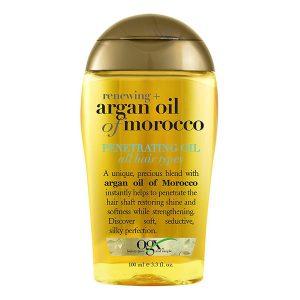 روغن مو او جی ایکس مدل Argan Oil of Morocco حجم 100 میل