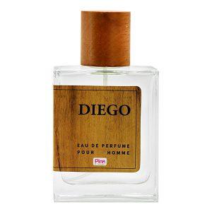 ادو پرفیوم مردانه پینک مدل Diego حجم 105 میل